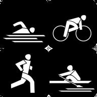 Barfuß im Laufschuh Triathlon